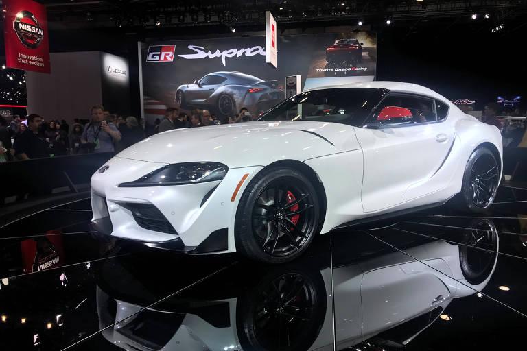 A nova geração do carro de 'Velozes e Furiosos'