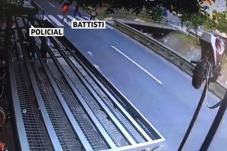 Prisão de Cesare Battisti na Bolívia teve corre-corre e tiro para o alto