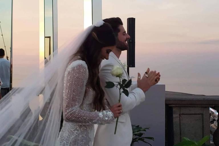 Casamento de Alok e Romana