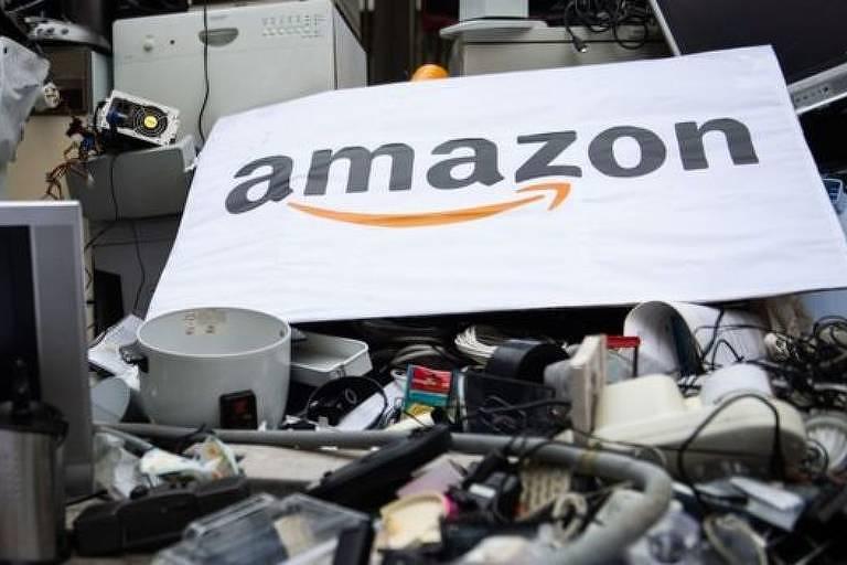 Por que a Amazon queima e joga no lixo milhares de produtos novos