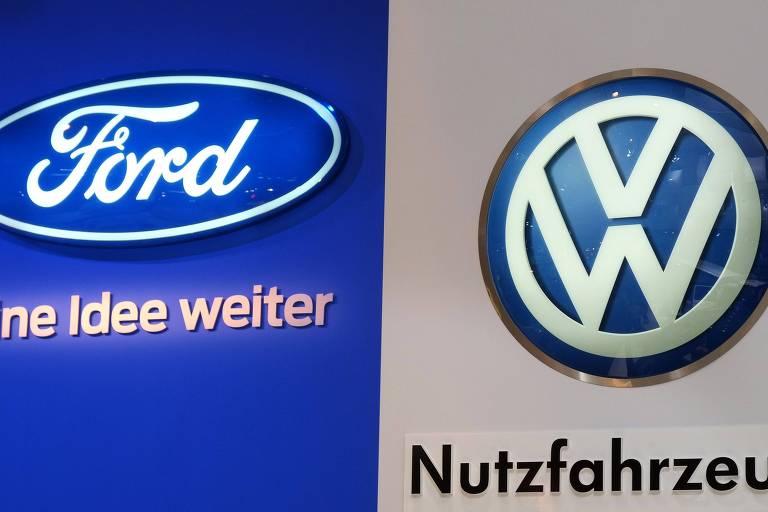 União entre Ford e Volkswagen teve até briga por papel
