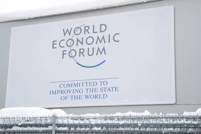 Davos se prepara para receber Fórum Econômico Mundial