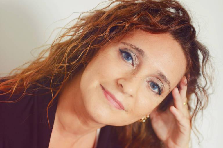 A escritora Ana Margarida de Carvalho