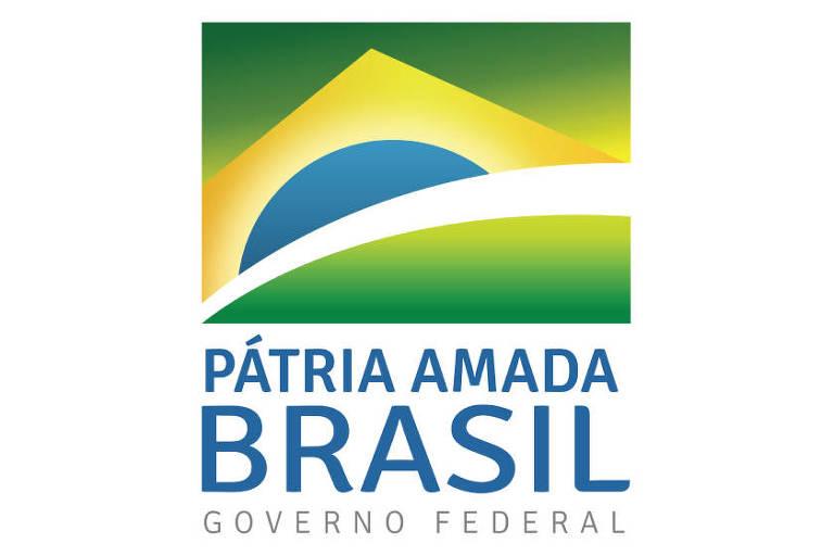 Logomarca da gestão Jair Bolsonaro