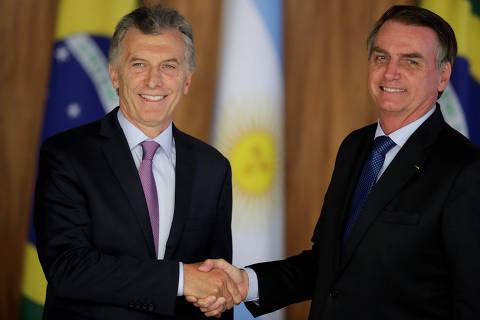 Bolsonaro quer menor papel político para Mercosul e reduzir tarifas de importação no bloco