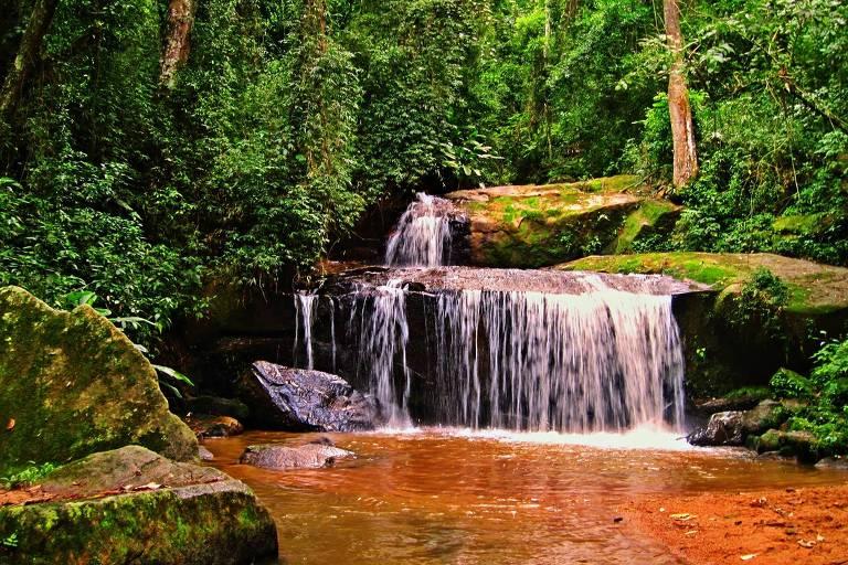Cachoeira da Caceia