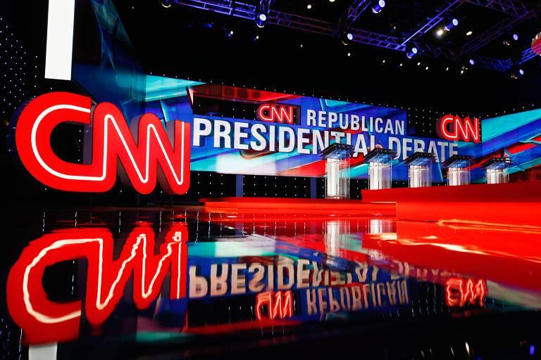 CNN, que organizou debate de presidenciáveis nos EUA em 2016, chega ao Brasil