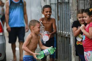 Bairro mas quente de Sao Paulo