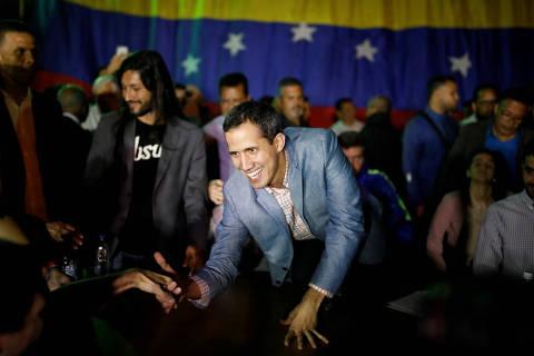 Governo Bolsonaro se reúne com líderes opositores da Venezuela