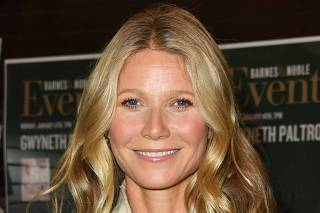 Gwyneth Paltrow Signs Copies Of Her New Book