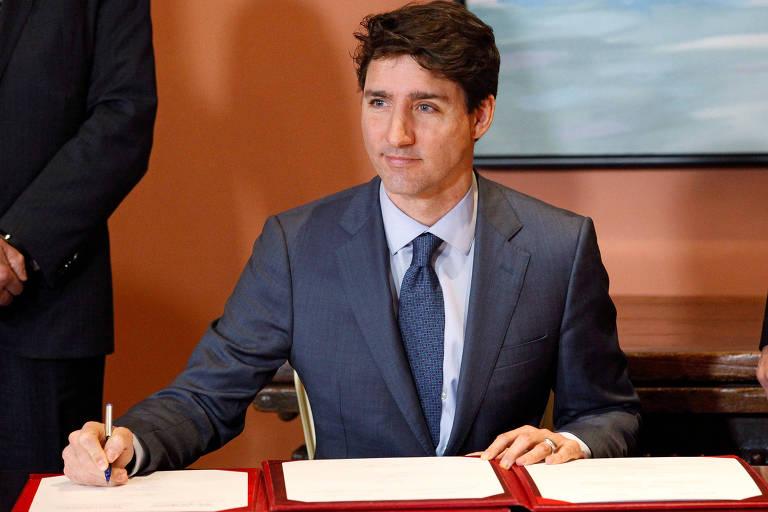 Após Macron, primeiro-ministro do Canadá diz que é preciso agir pela Amazônia