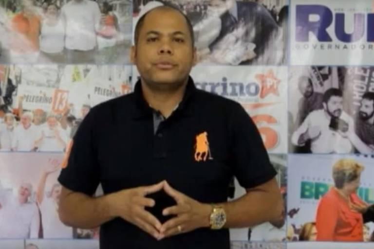 José Roberto Vieira, conhecido como Roberto do PT, que foi morto após testemunhar na Lava Jato
