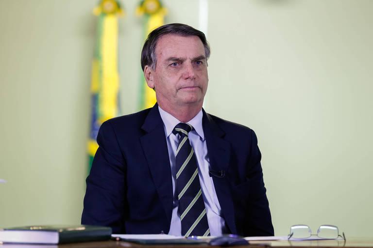 Bolsonaro diz que planeja visitar Itália em maio e compara Battisti a Lamarca