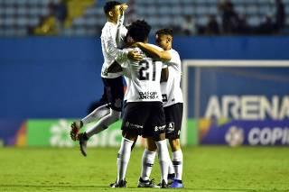Partida entre Corinthians e Visão Celeste - Copa SP 2019