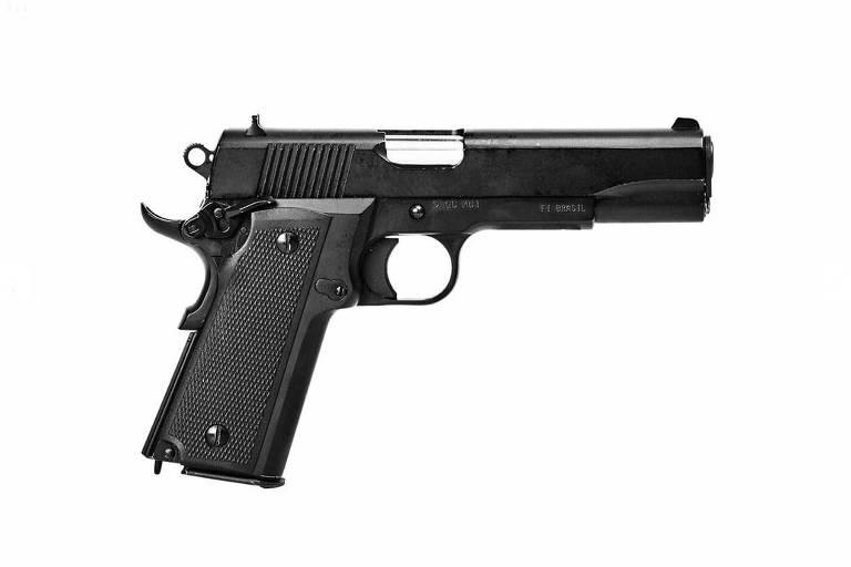 Pistola 9 mm