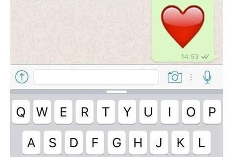 Troca de mensagem no Whatsapp