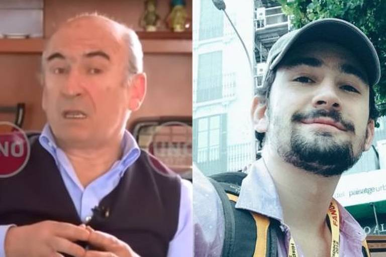 Jorge Enrique Pizano (esq.), testemunha-chave do caso Odebrecht na Colômbia, e seu filho Alejandro Pizano morreram na mesma semana