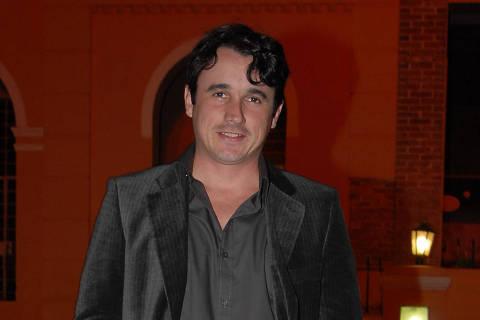 O ator Caio Junqueira em 2007  Foto: TV Globo / Bob Paulino