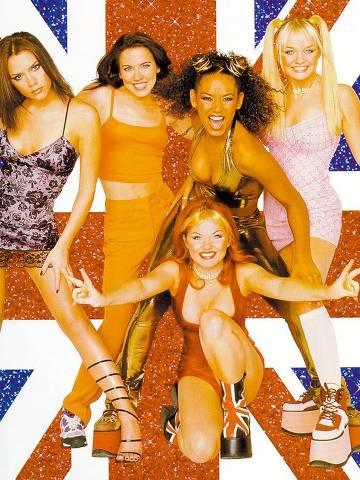ORG XMIT: 380601_0.tif Música: a grupo britânico Spice Girls posa para foto. (Divulgação) *** PROIBIDA A PUBLICAÇÃO SEM AUTORIZAÇÃO EXPRESSA DO DETENTOR DOS DIREITOS AUTORAIS ***