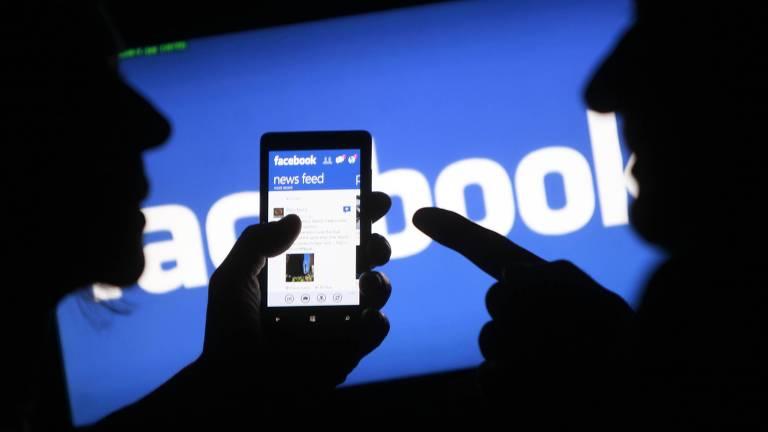briga no facebook