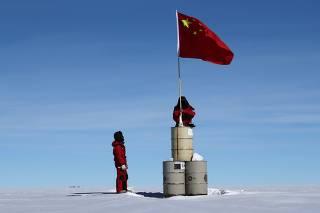 ANTARTIDA-CHINA-EXPEDICION-DOMO A