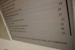 SENADO FEDERAL / NUMERAÇÃO DOS GABINETES