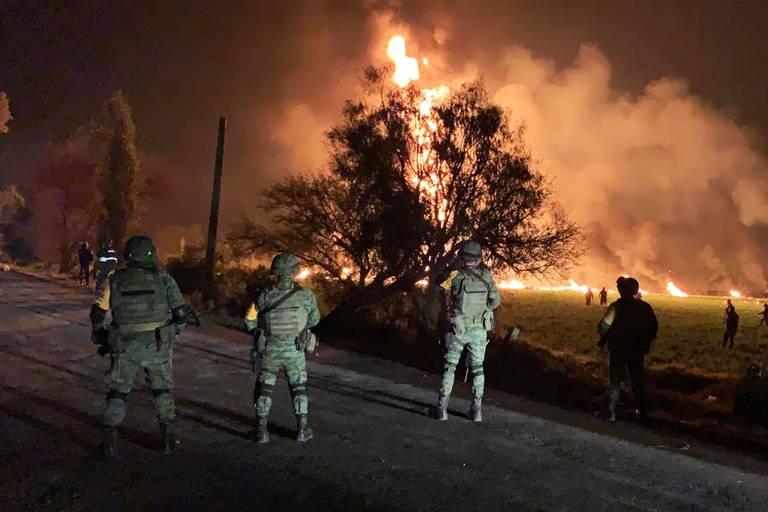 Explosão de tubulação de combustível no México deixa ao menos 85 mortos