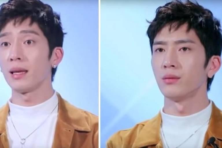 Por que a televisão chinesa borra parte das orelhas dos atores