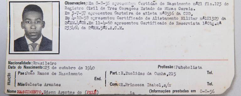 Registros de craques históricos do futebol paulista