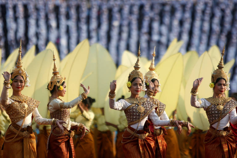 Fim do Khmer Vermelho