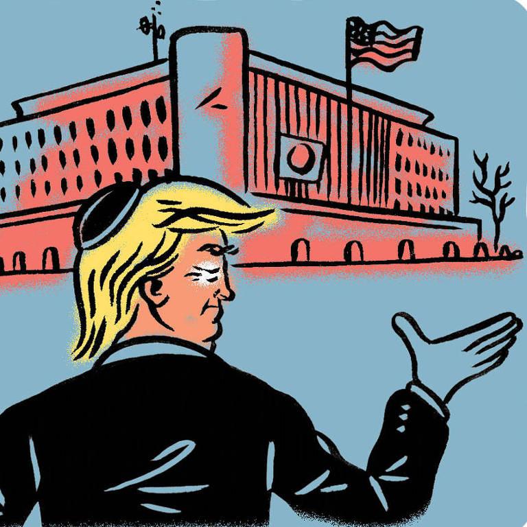 Trump anuncia saída de fiel porta-voz da Casa Branca - 13/06