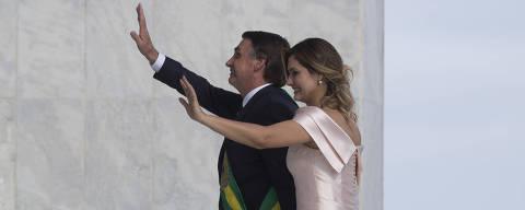 BRASILIA - DF - 31.12.2018 - Posse do novo presidente do Brasil, Jair Messias Bolsonaro (PSL), em Brasília. (Foto: Danilo Verpa/Folhapress, PODER)
