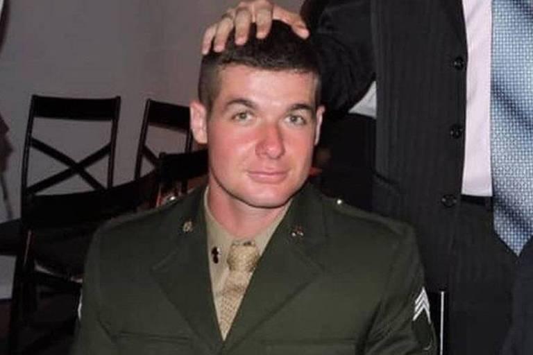 O 3º sargento Gabriel Trettel morreu após ter sido submetido a uma bateria de exercícios