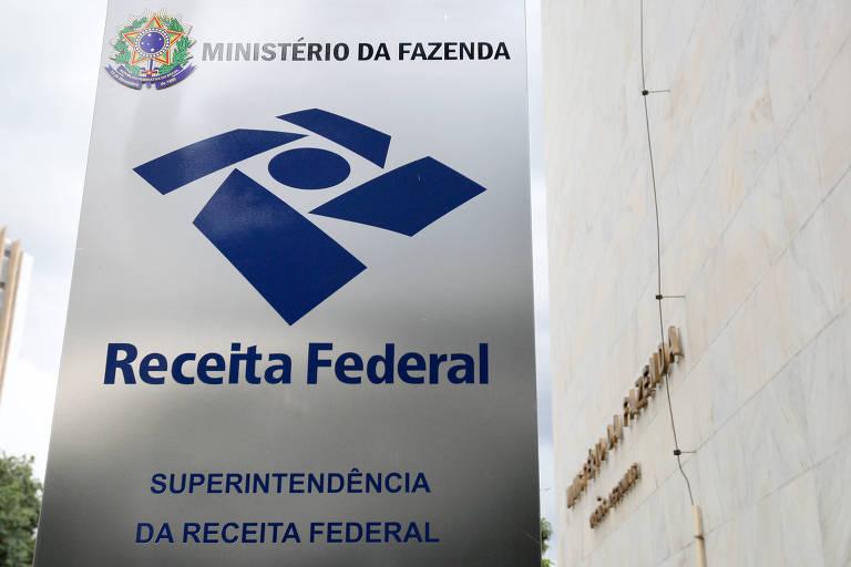 Sede da Receita Federal, em Brasília