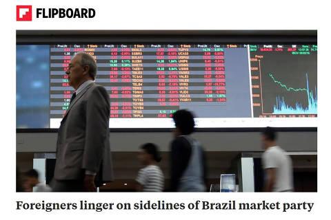 Davos se esvazia, e Bolsonaro fala a investidor 'desconfiado'
