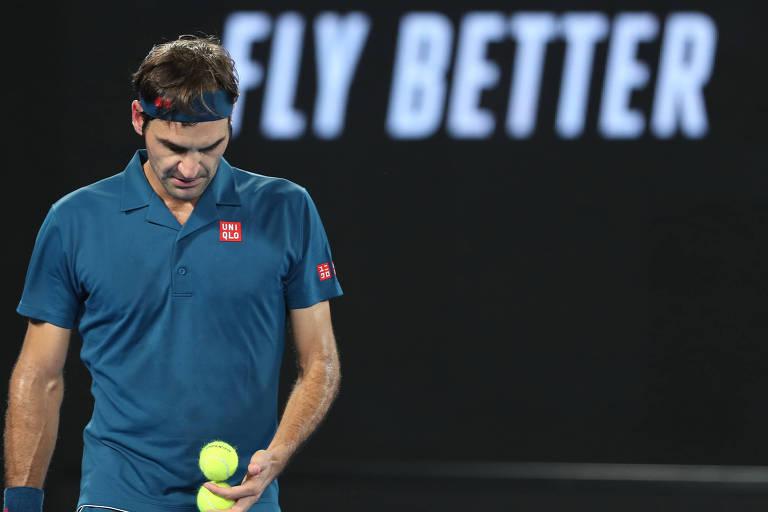 Aos 37, Roger Federer anuncia volta a Roland Garros após quatro anos