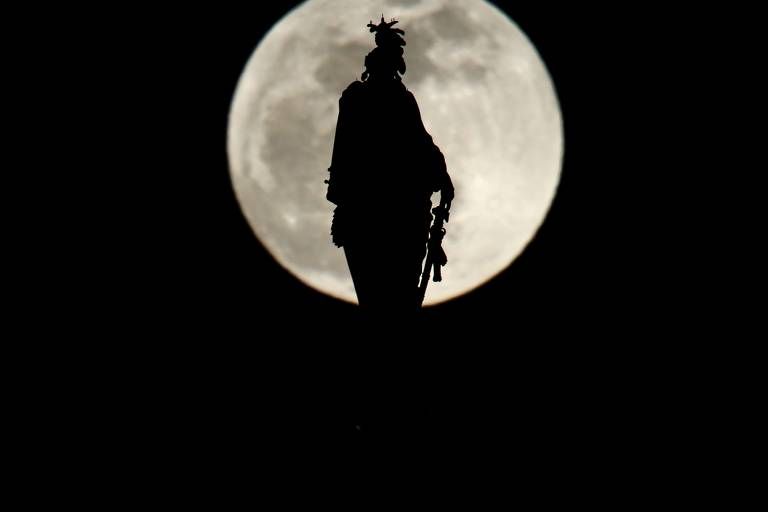 'Supereclipse lunar'