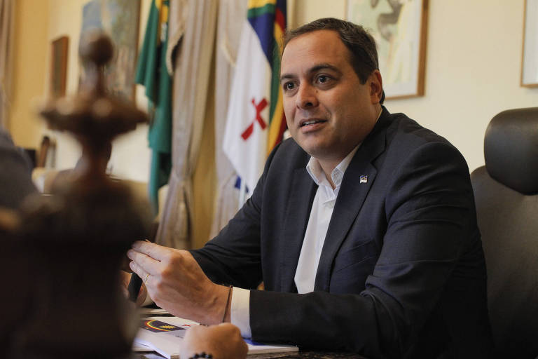 A gente não pode pensar em 2022 com imediatismo, diz governador de Pernambuco
