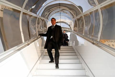 Leia a íntegra do discurso de Jair Bolsonaro no Fórum Econômico Mundial em Davos