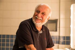 Roberto Menescal no seu show no CCBB em São Paulo