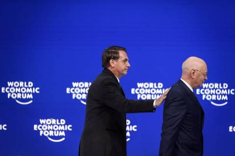 Bolsonaro diz a executivos que Brasil ficará no Acordo do Clima