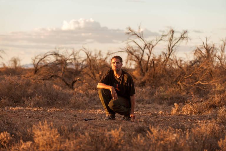 Cena do filme The Rover - A Caçada, de David Michôd