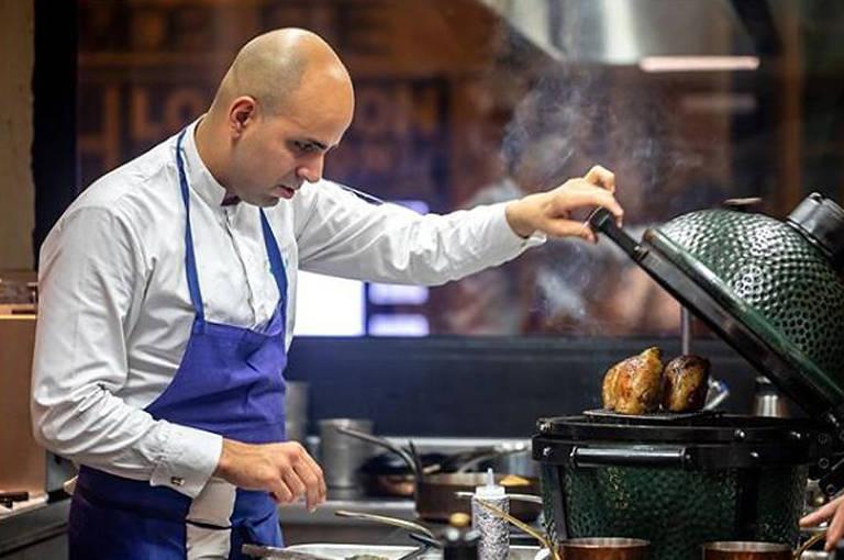 Chef Raphael Rego