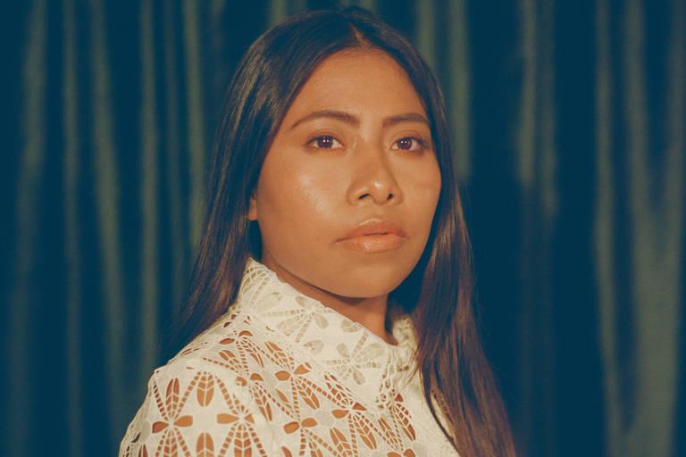 Yalitza Aparicio, atriz de 'Roma', diz que pandemia ensina solidariedade