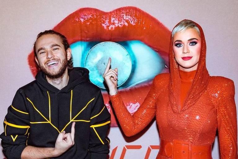Zedd e Katy Perry lançam nova parceria