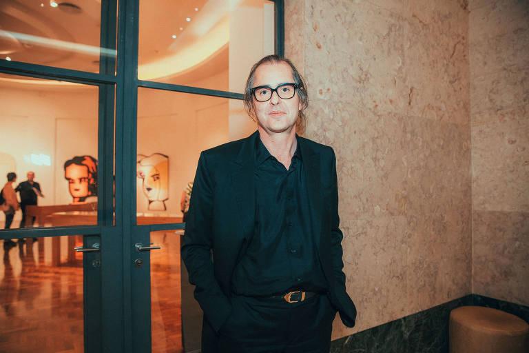 O ex-editor Charles Cosac, que vai dirigir o Museu Nacional da República