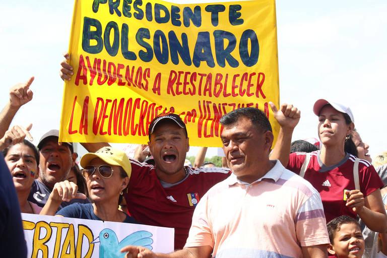 Protestos de 23 de janeiro contra Nicolás Maduro