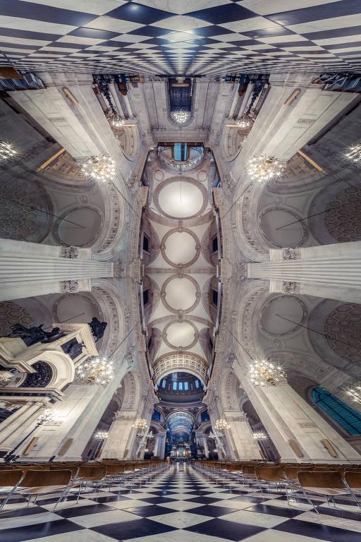 Panorâmicas de igrejas