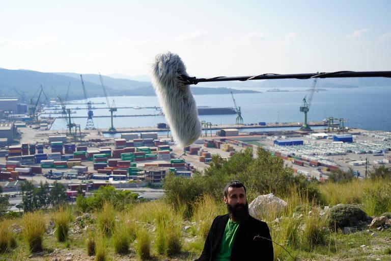 Diários de Christiane Jatahy na Grécia e na África do Sul