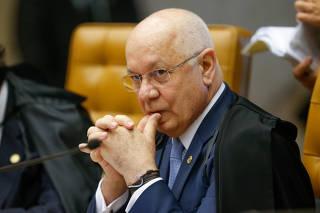 Teori Zavascki no julgamento de afastamento de Renan Calheiros